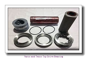 128726 Varco and Tesco Top drive bearing
