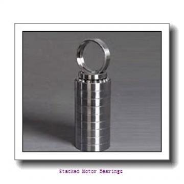 TNU-05040 Stacked Motor Bearings