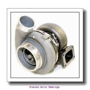 12-W-84 Stacked Motor Bearings