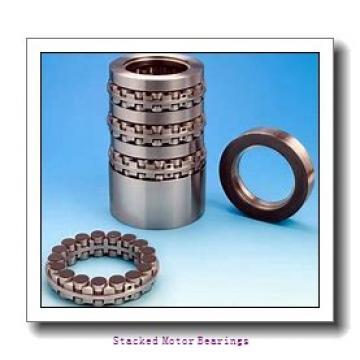 3G229/393.7HK Stacked Motor Bearings