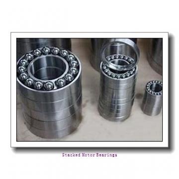 352072X2/C9 Stacked Motor Bearings