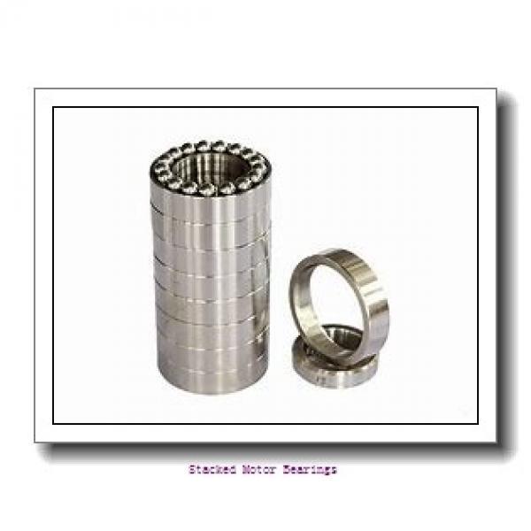 91682/800 Stacked Motor Bearings #1 image
